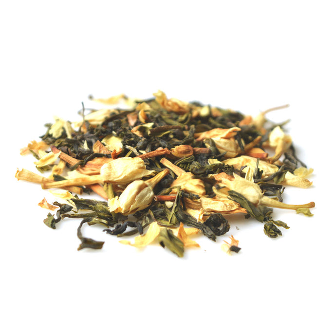 Jasmine Flower Green Tea - Loose Tea