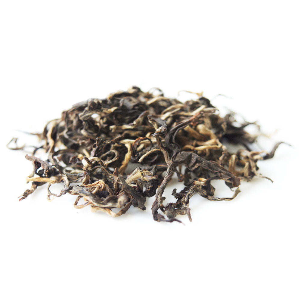 Jungpana Handrolled Darjeeling Summer Black Tea - Loose Tea