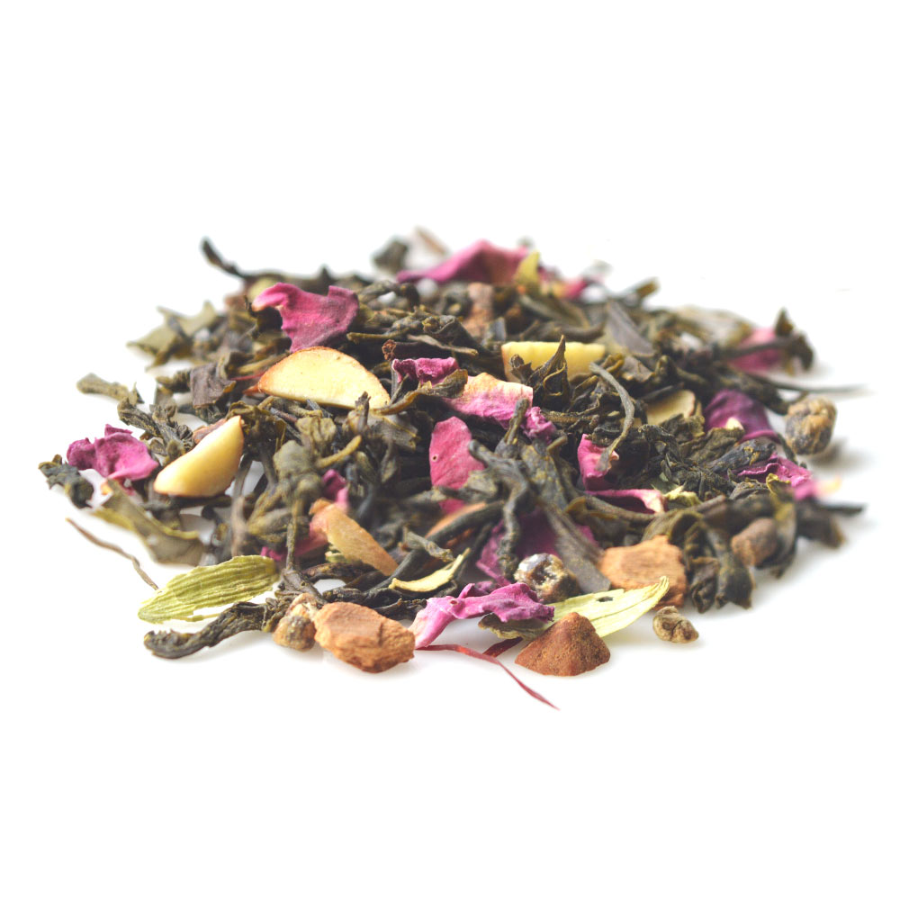 Kashmiri Kahwa Green Tea - Loose Tea