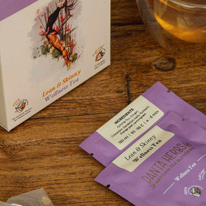 Lean & Skinny Wellness Tea - Pyramid Teabag