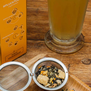 Mango Green Iced Tea - Danta Herbs, Iced Tea - tea