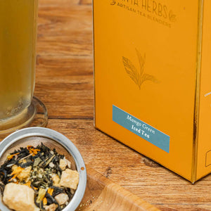 Mango Green Iced Tea - Loose Tea