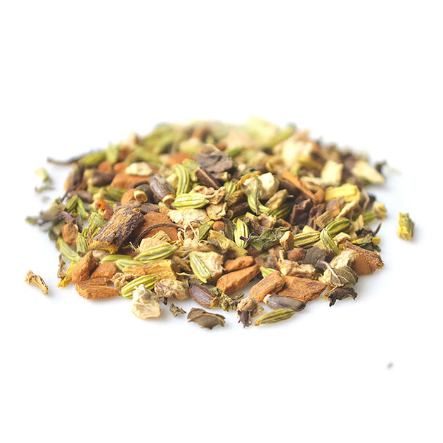 Nourish and Digest Wellness Tea - 100 G Loose Tea
