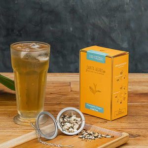 Buy Pineapple Ginger Iced Tea - Loose Tea