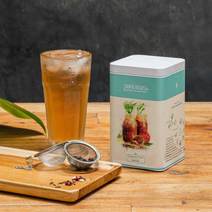 Pomegranate Citrus Iced Tea - Tin Caddy