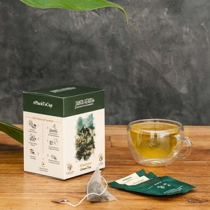Himalayan Green Tea - Pyramid Teabag