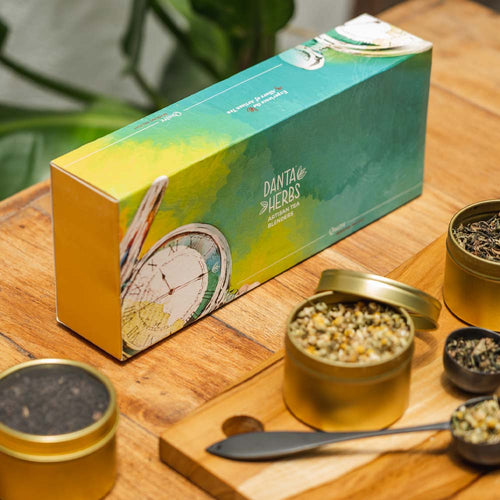 QUATRE - Seasons Delight  -Danta herbs Tea
