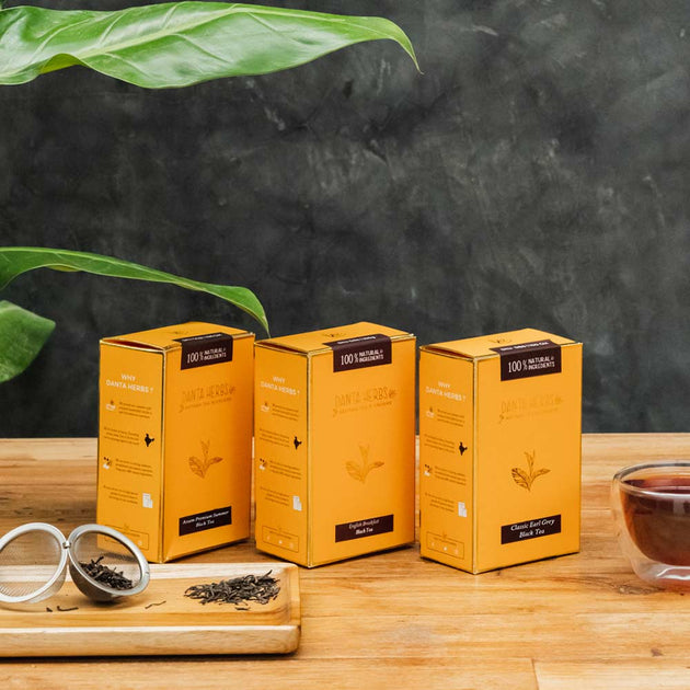 ROBUST BLACK TEA VARIETY PACK