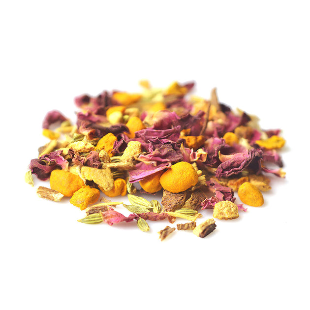 Skin And Glow Wellness Tea - 100 G Loose Tea