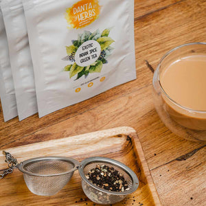 Spice Tea Sampler kit