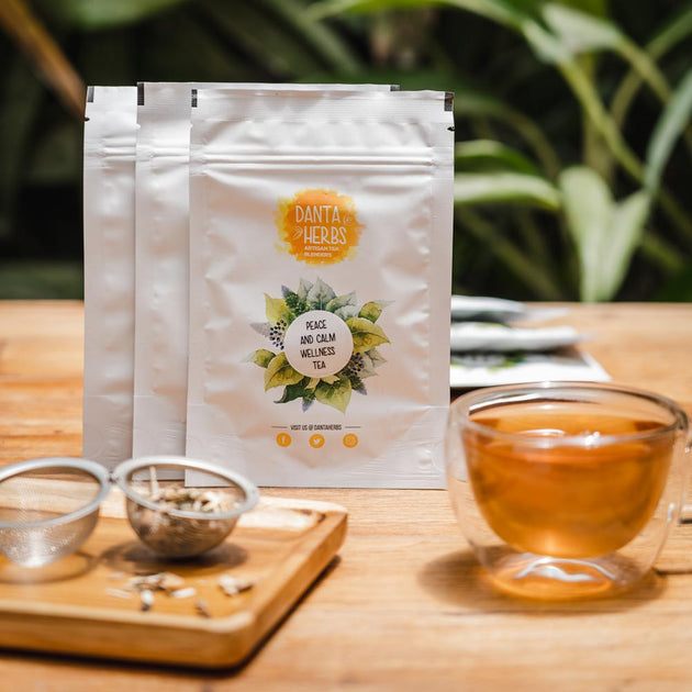 Wellness Tea Sampler kit