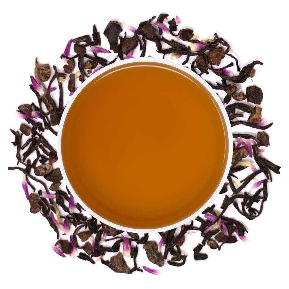 Chocolate Earl Grey Black Tea - Danta Herbs, Black Tea - tea