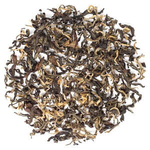 Jungpana Handrolled Darjeeling Summer Black Tea - Danta Herbs, Black Tea - tea