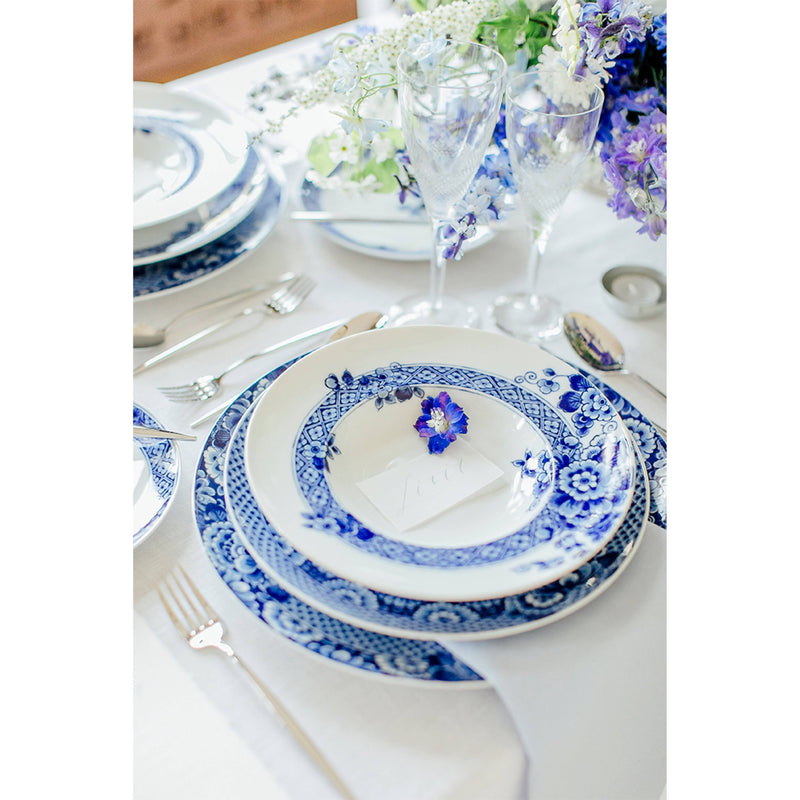 Blue Ming 30-Piece Dinner Set