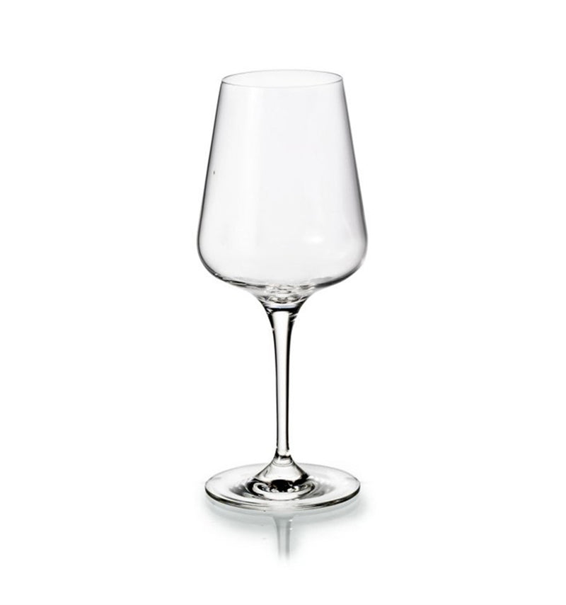 Set with 4 Red Wine Goblets - Aroma - Sweet Magnoliaa
