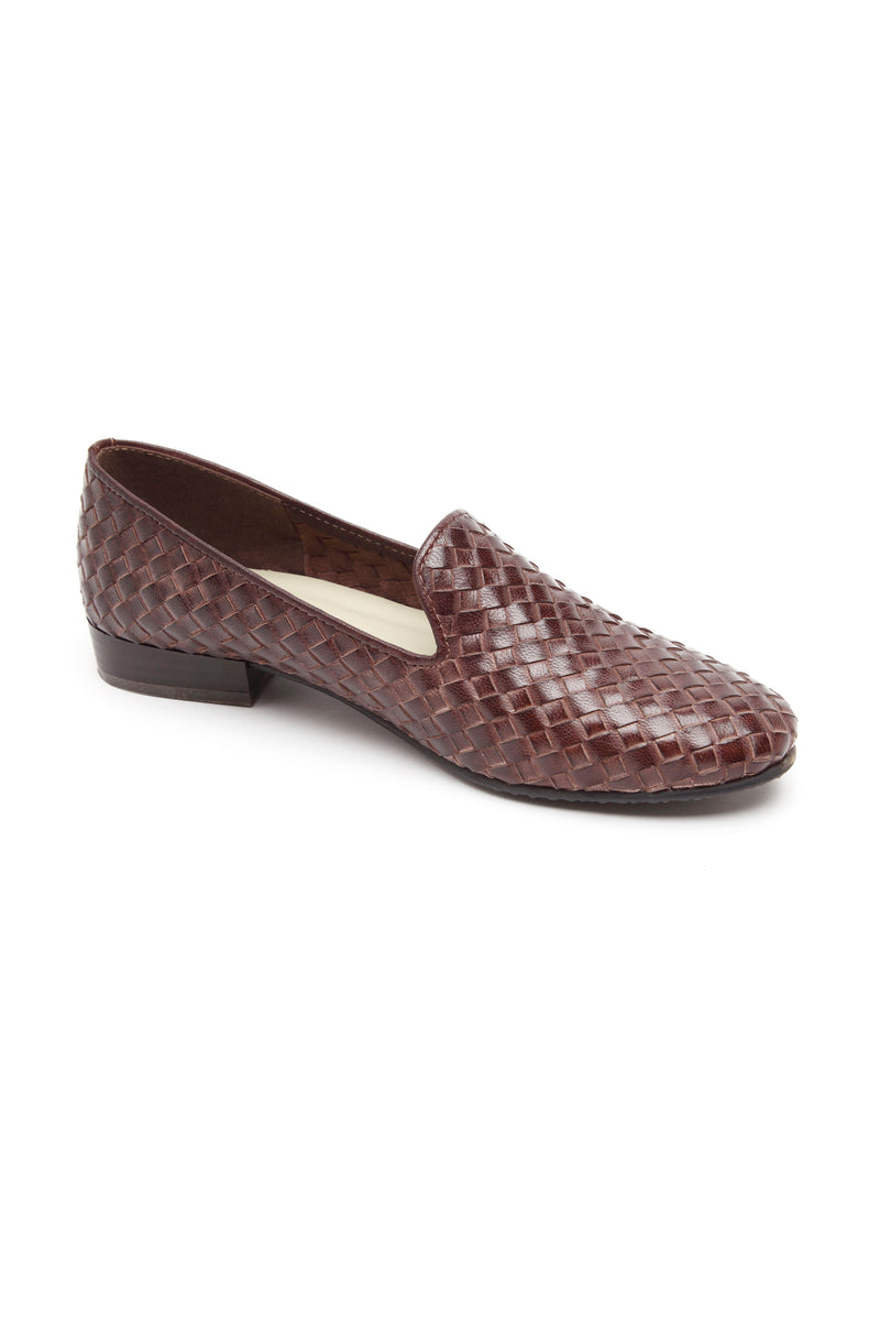 T - 57 (Brown) - Loafers - Sweet Magnoliaa