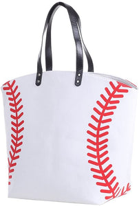 Baseball Tote Canvas Baseball Gifts