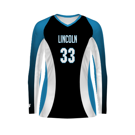 Volleyball Sublimated Jersey
