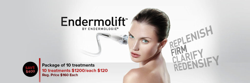 Lipomassage by Endermologie treatments package