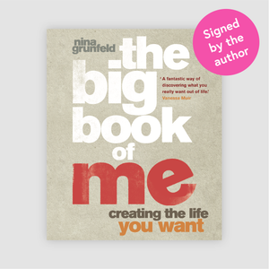 The big book of me (Signed by the author)