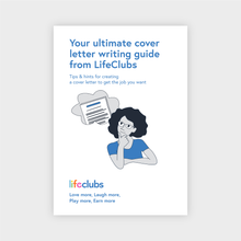 Load image into Gallery viewer, Cover letter guide