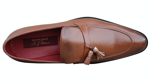 LUCIANO'S TASSEL LOAFER