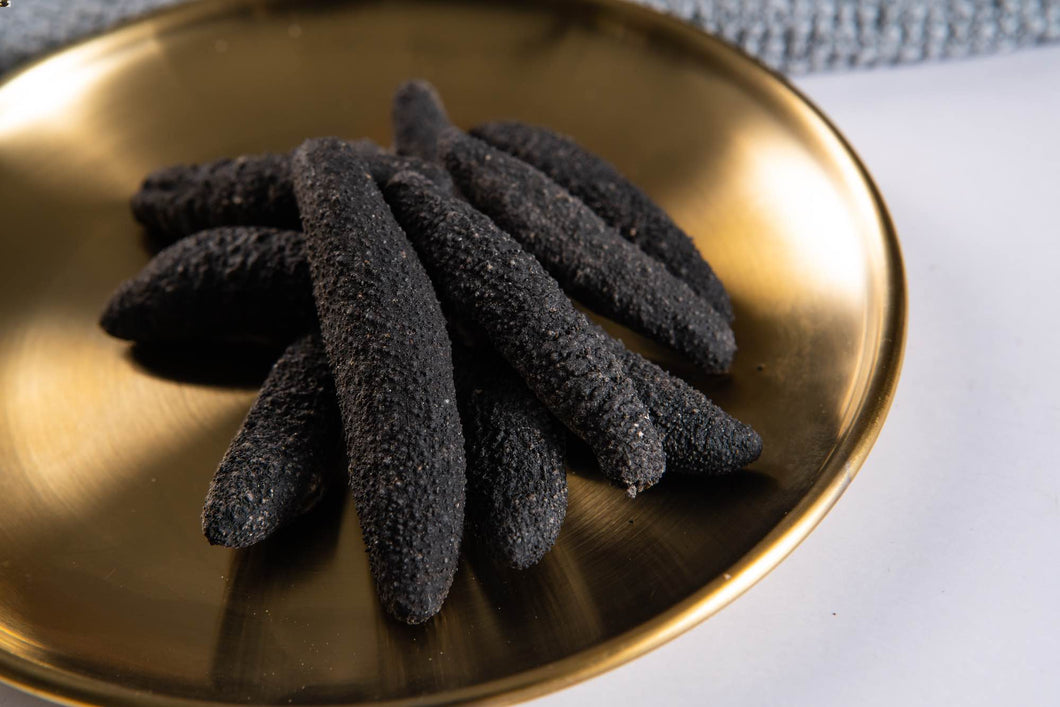 Dried Sea Cucumber 小黑刺參 (XL)