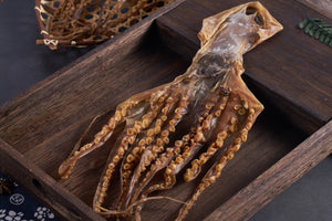 Dried Octopus 章魚