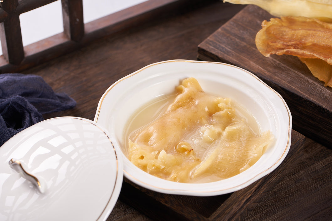 Shark Fin Soup with Fish Maw 鱈魚花膠魚翅湯 (230g)