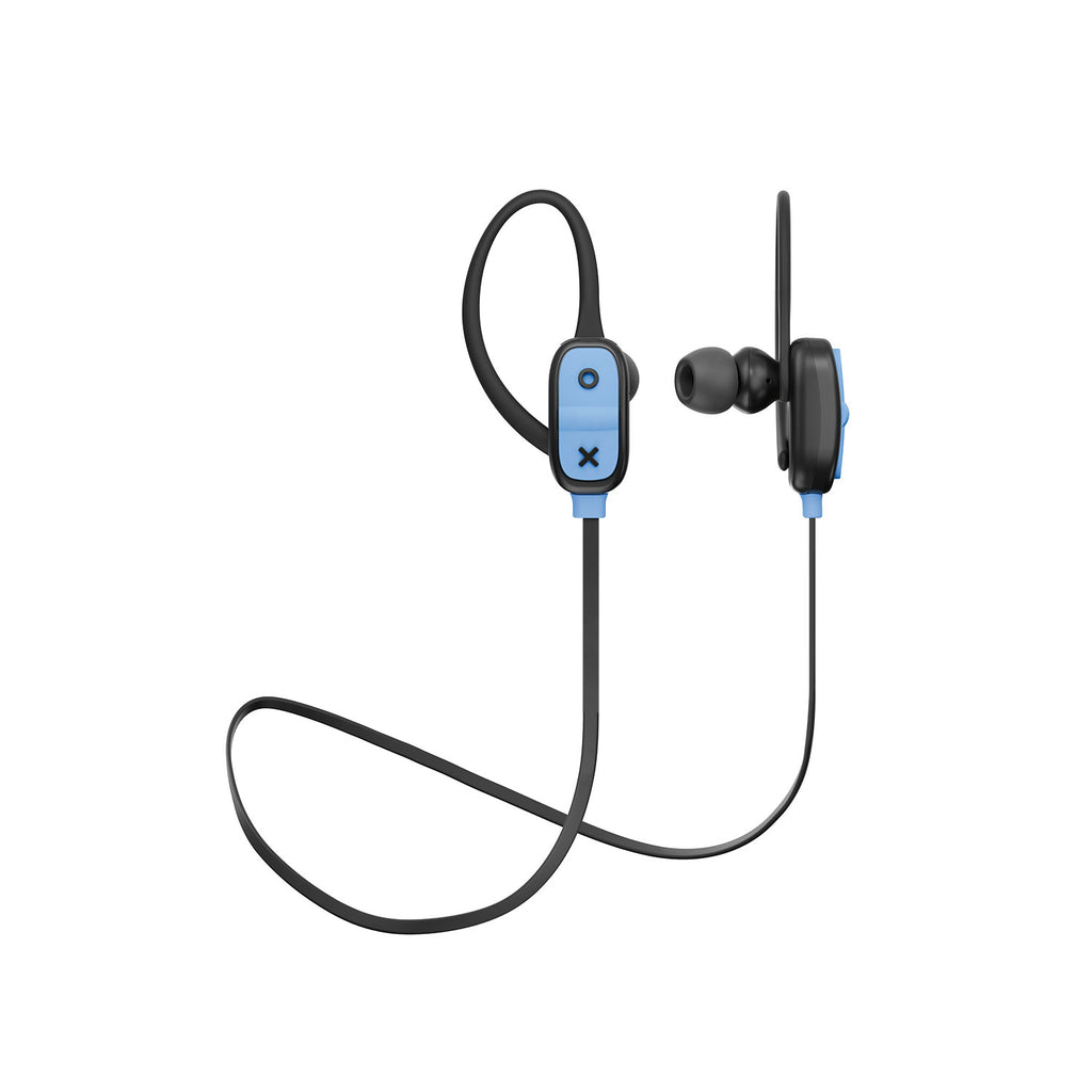 Jam Audio Live Large Wireless Bluetooth® Black Earbuds front view