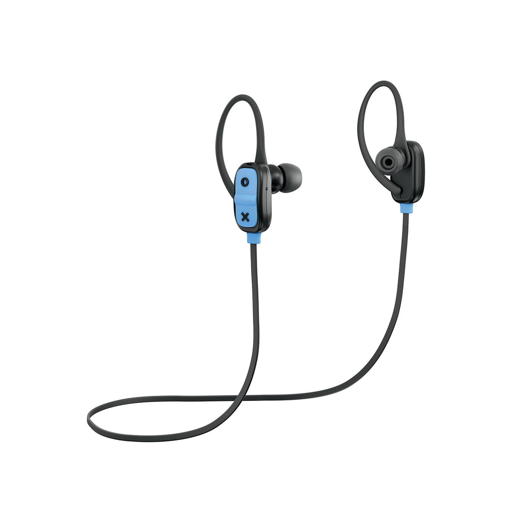 Jam Audio Live Large Wireless Bluetooth® Black Earbuds side view