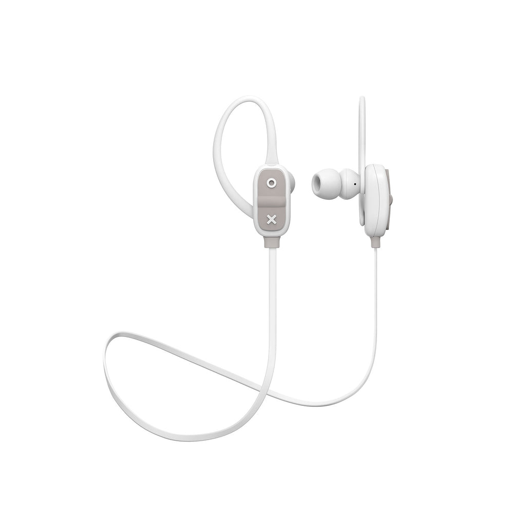 Jam Audio Live Large Wireless Bluetooth® Grey Earbuds front view