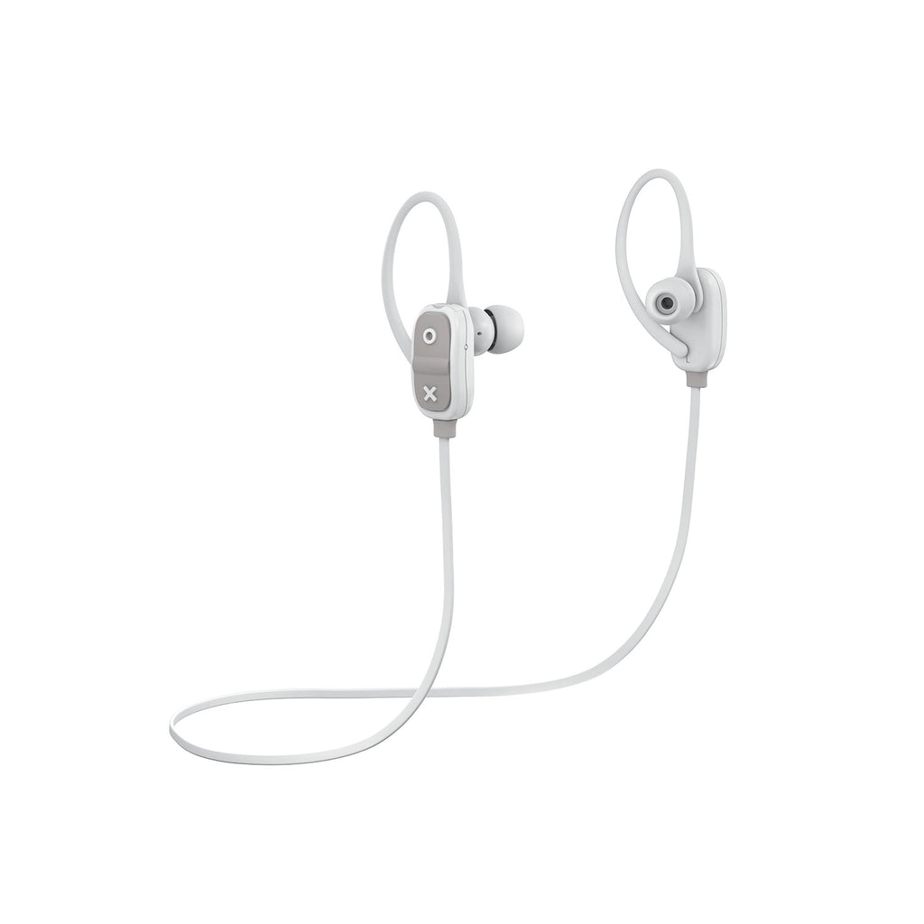 Jam Audio Live Large Wireless Bluetooth® Grey Earbuds side view