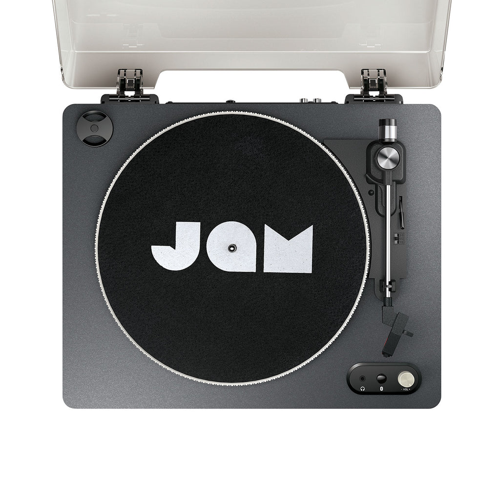 Jam Audio Spun Out Vinyl Turntable top view