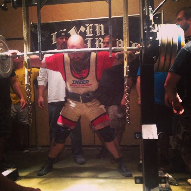 Jesse Luczyk - Powerlifting - Brook Park, OH