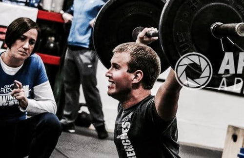 Kevin Mannbeck - Olympic Lifter & Competitive Runner - Wentzville, MO