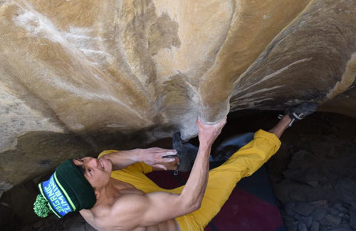 Michael Jiang - Bouldering & Gymnastics - Fort Collins, CO