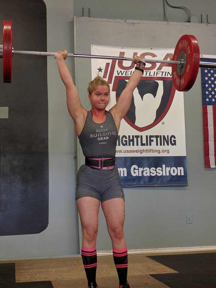 Keira Hand - Olympic Lifting - Austin, TX
