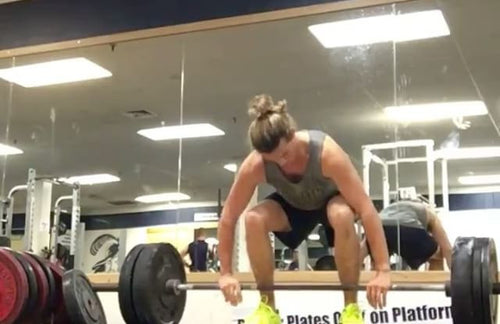 Alex Leininger - Olympic Lifting & Crossfitter - Beloit, WI