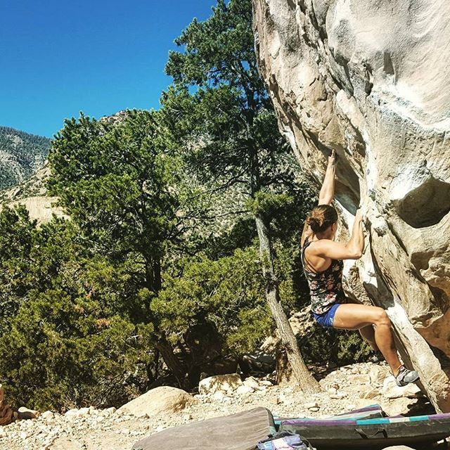 Carrisa Gross - Bouldering, Sport Climbing & Obstacle Course Training - Denver, CO