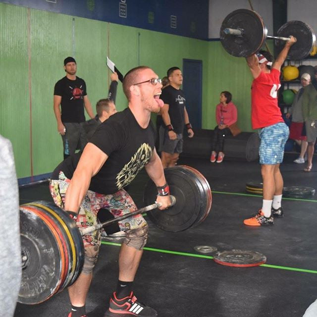 Mitchall Heady - Crossfit & Throwing - Ofallon, MO