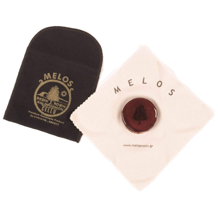 Melos cello rosin - dark - davidsonviolins.com