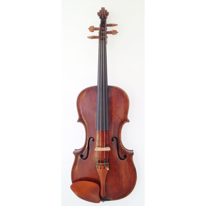 Tyrolean Violin from the late 1700s - davidsonviolins.com