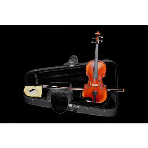 Core Academy 10 violin outfit (includes case, bow and rosin)