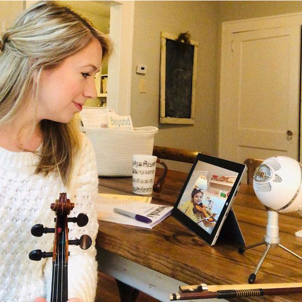 Sign up for your online lessons with the Davidson Violins studio teacher-pros! - davidsonviolins.com