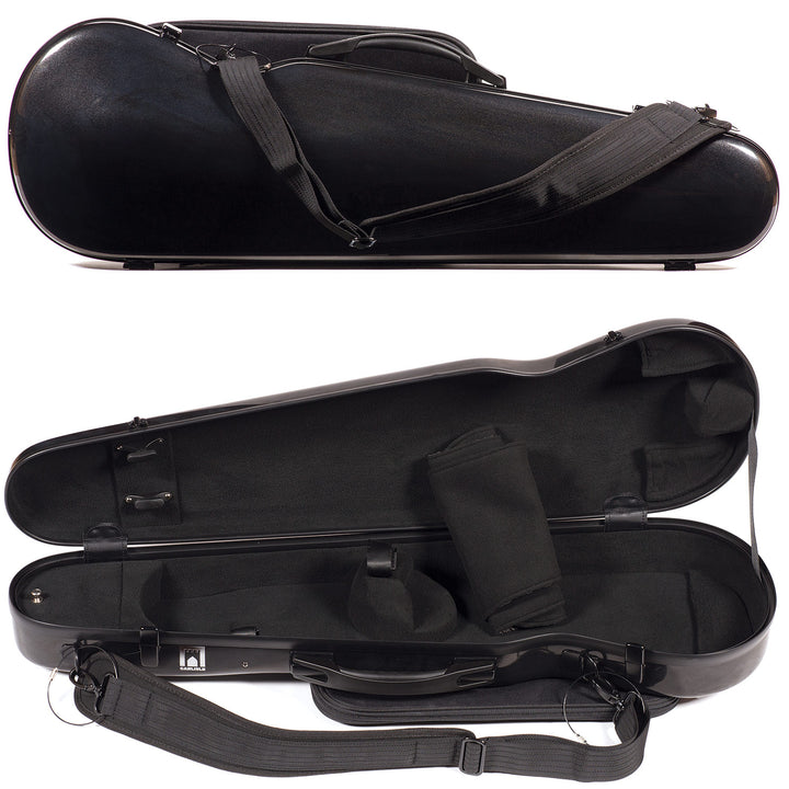 Carlisle Prestige shaped violin case