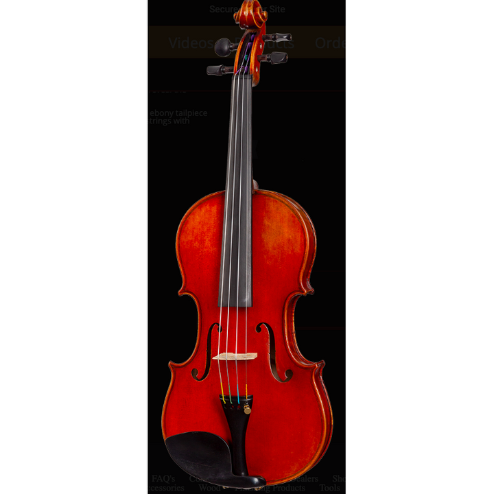 Core Select CS875 violin outfit - davidsonviolins.com