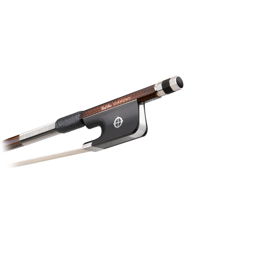 CodaBow Diamond NX Carbon Fiber Cello Bow