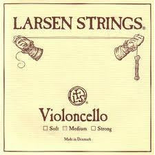 Larsen Standard and Soloist cello strings