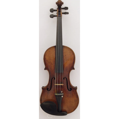 German Workshop Violin 1880